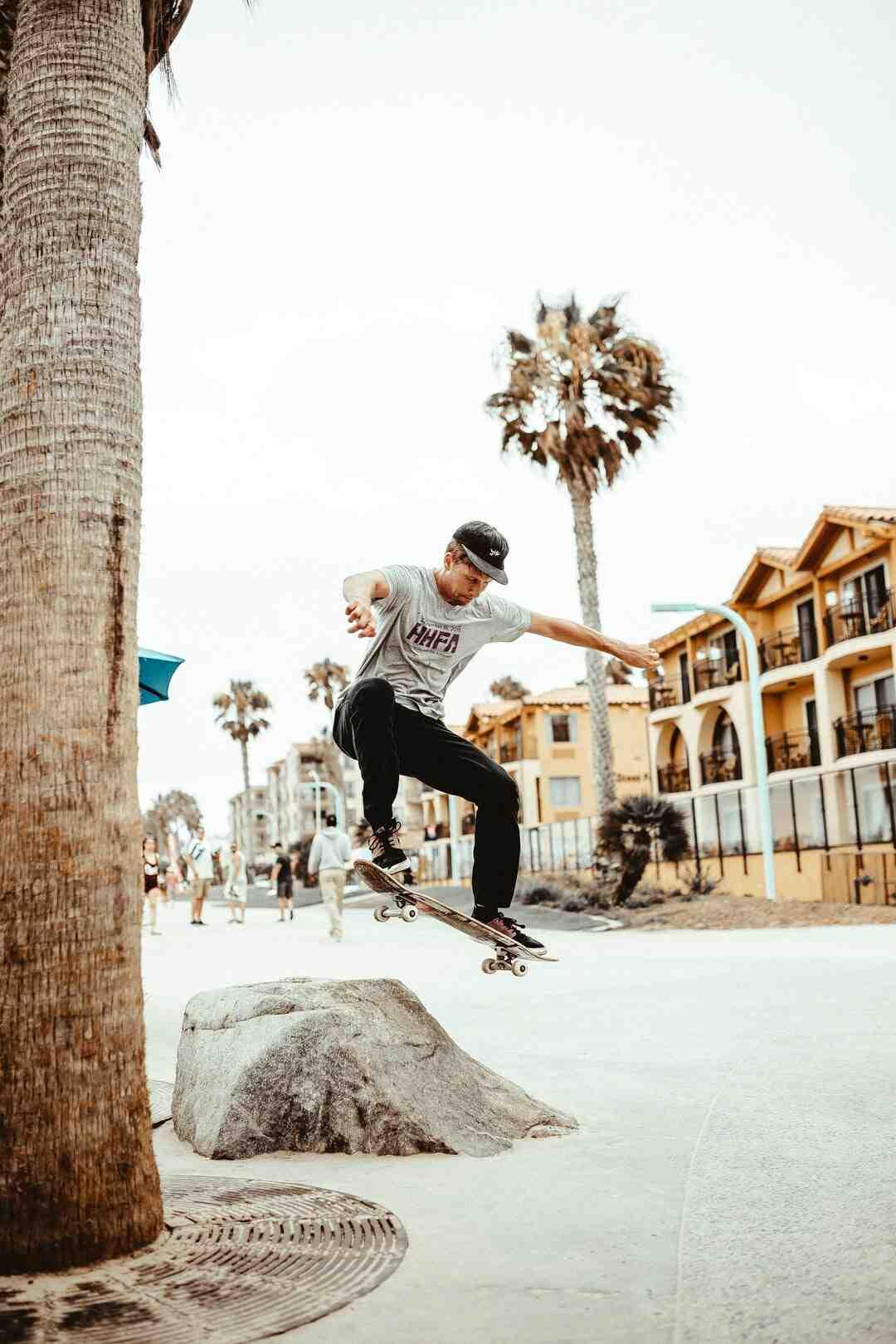 Comment savoir le sens d'un skate ?