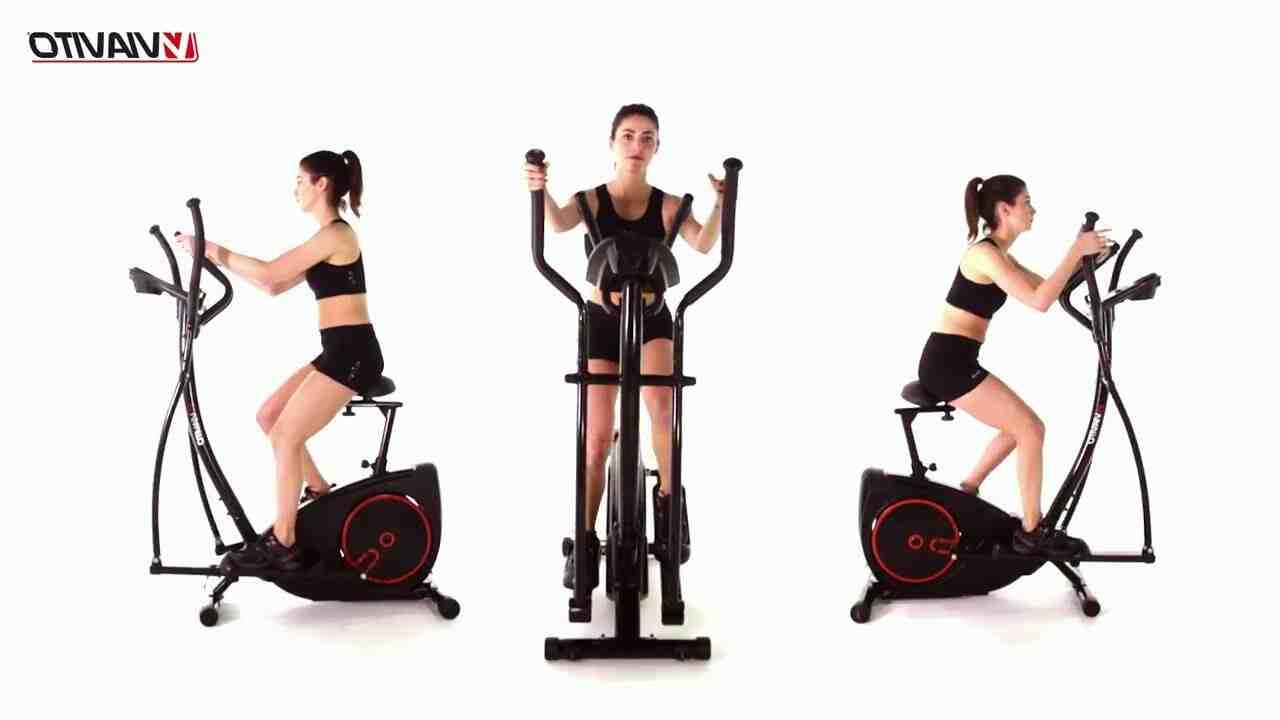 Comment utiliser un vélo elliptique