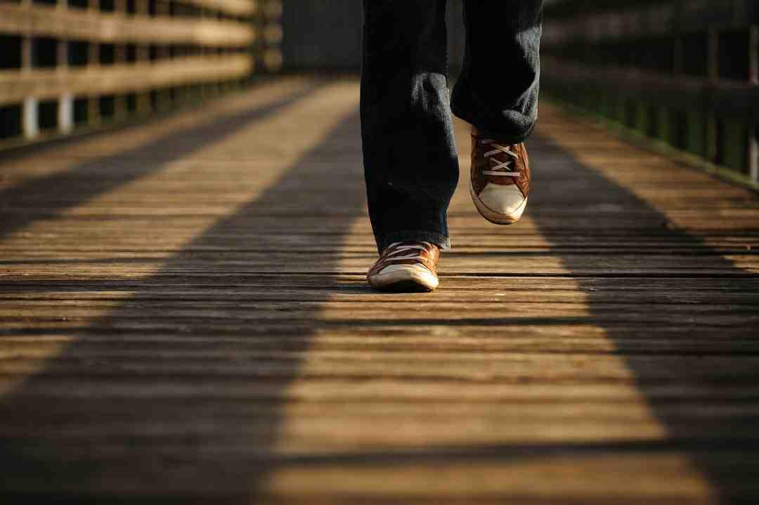 Comment débuter la marche à pied