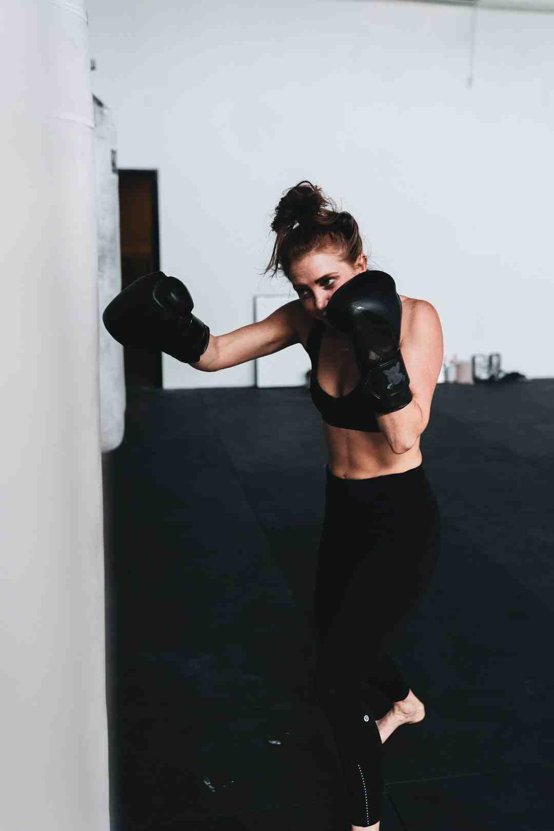 Comment s'entraîner avec un Punching-ball ?
